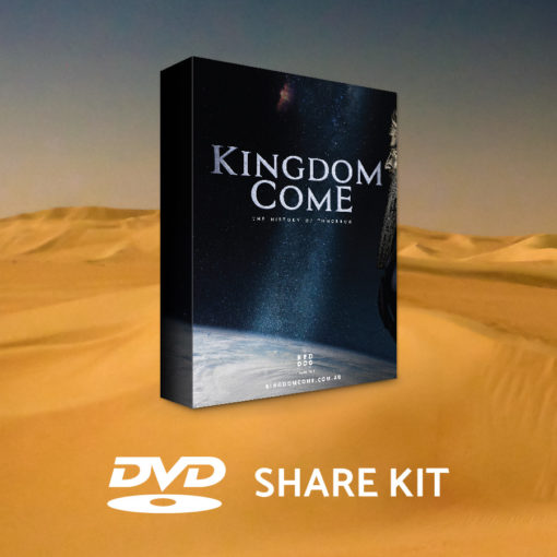 Kingdom Come - 5 DVD Share Kit
